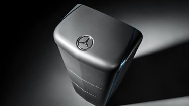 Mercedes power storage