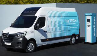 Renault Master H2-TECH