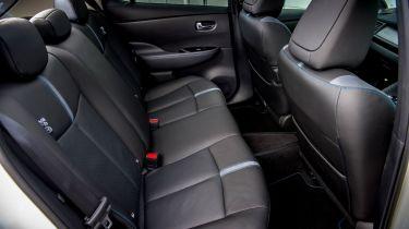 Nissan Leaf rear