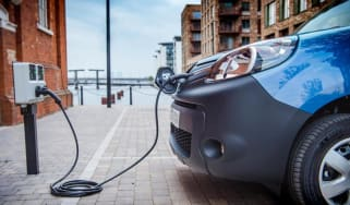 Workplace charging scheme - van charging