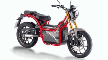 Rieju Nuuk electric scooter