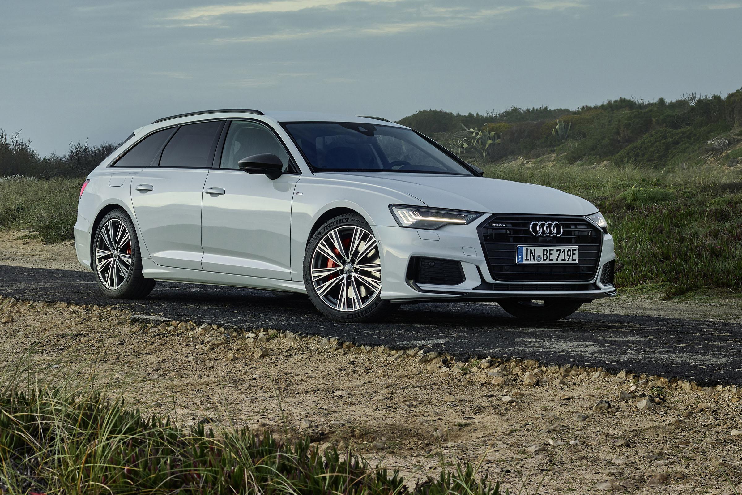 Audi A6 Avant Hybrid Estate Model Added To Plug In Line Up Drivingelectric