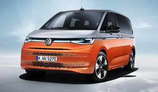 2021 Volkswagen Multivan