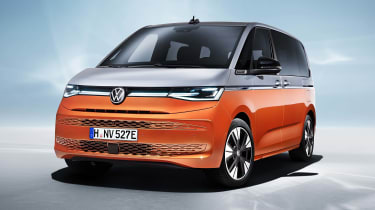 2021年大众Multivan