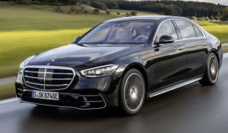 Mercedes S-Class plug-in hybrid
