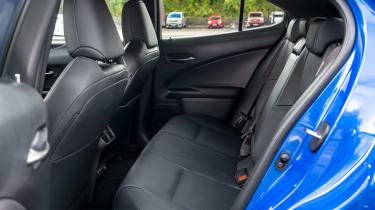 Lexus UX 300e electric