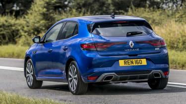 Renault Megane E-TECH hybrid hatchback