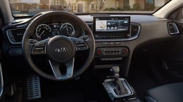 Kia Ceed SW PHEV plug-in hybrid estate