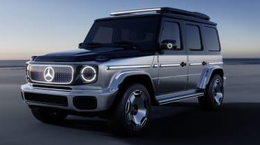 Mercedes Concept EQG