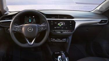 Vauxhall Corsa leaked pic interor
