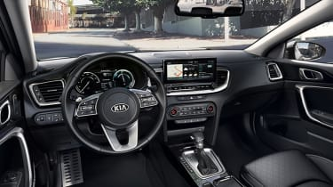 Kia XCeed PHEV plug-in hybrid SUV