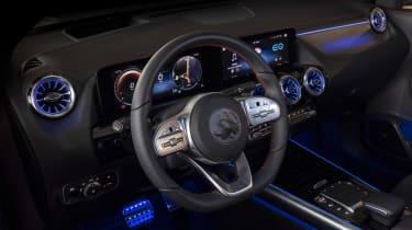 Mercedes EQA prototype