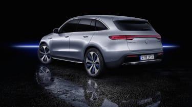 Mercedes EQC 2019 pictures I