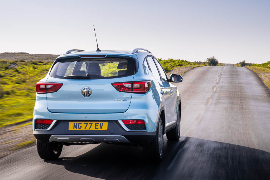 MG ZS EV running costs   DrivingElectric