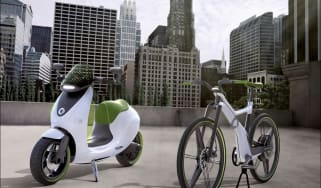 Smart eScooter and eBike