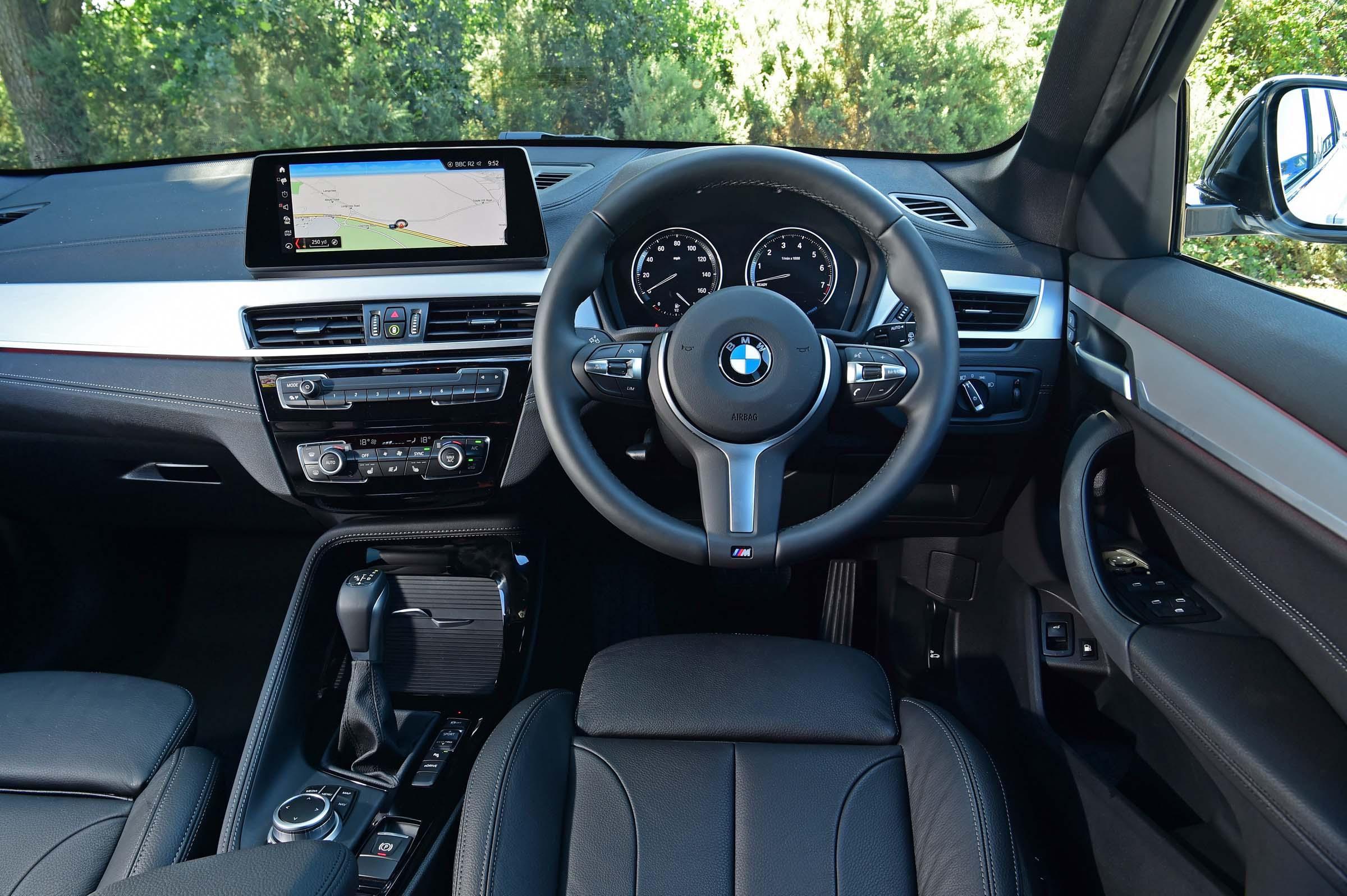 Bmw X1 Hybrid Interior Comfort Drivingelectric