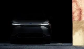 Toyota BZ electric