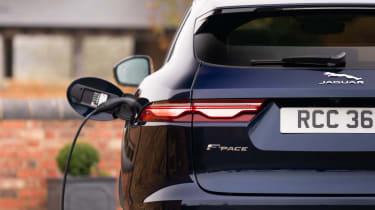 Jaguar F-Pace hybrid
