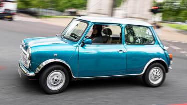 London Electric Cars' MINI conversion