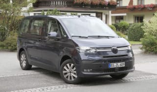 Volkswagen Transporter hybrid