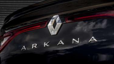 Renault Arkana E-TECH hybrid