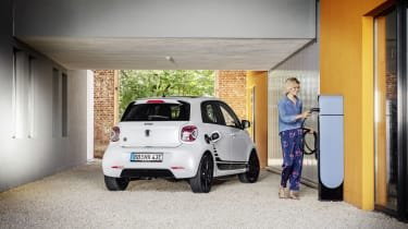 Die neue Generation: smart EQ forfour // The new generation: smart EQ forfour