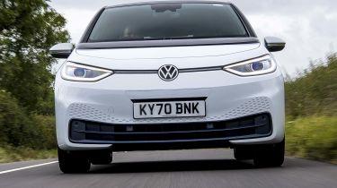 Volkswagen Id 3 Review Drivingelectric