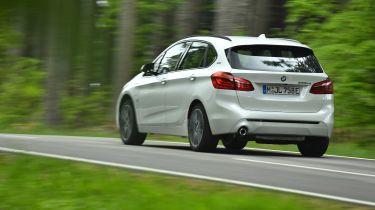 BMW 225xe杂交