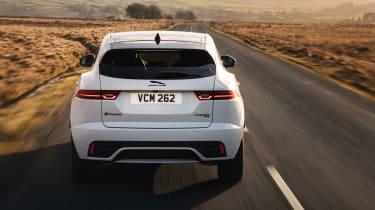 Jaguar E-Pace hybrid