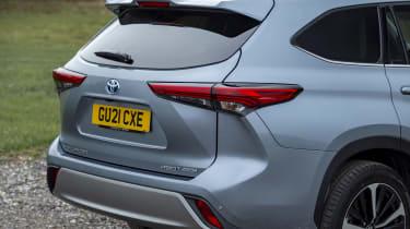 2021 Toyota Highlander Hybrid - Static Rear