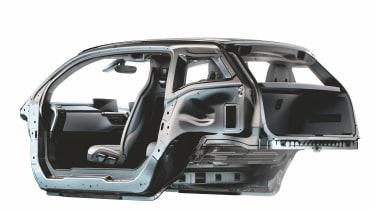 BMW i3 shell