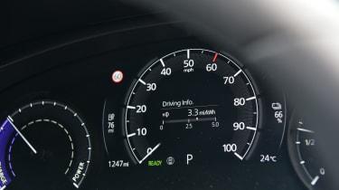 Mazda MX-30 GT Sport Tech - instruments