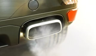 47030562 - close up of a car exhaust pipe