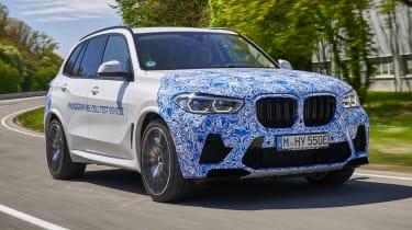 BMW i Hydrogen NEXT SUV prototype