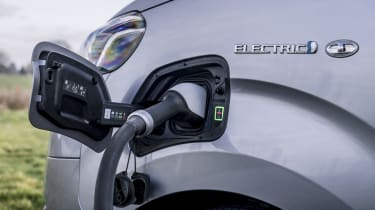 2021 Toyota Proace Electric - Charging