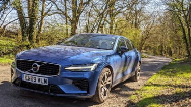 Volvo S60 T8 long term test 3