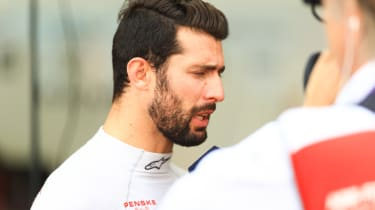 Jose Maria Lopez (ARG), Dragon, Penske EV-2. World Copyright: Malcom Griffiths /FIA Formula ERef: MALC7397