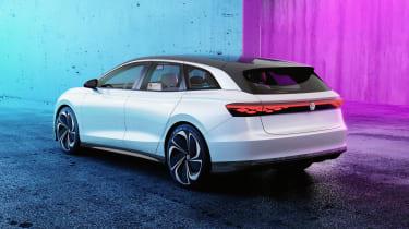 Volkswagen ID. Space Vizzion pictures