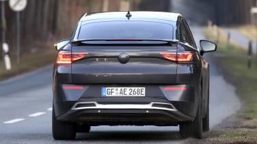 Volkswagen ID.5 spy shot