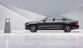 Volvo S90 Recharge T8