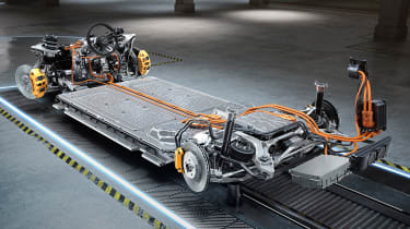Mercedes-AMG electric