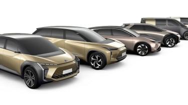 Toyota BEVs