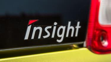 Honda Heritage - 2001 Insight