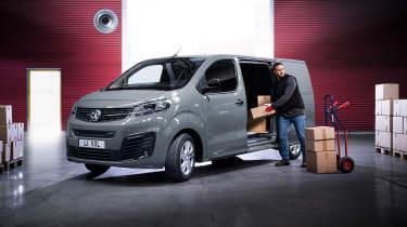 Vauxhall Vivaro-e