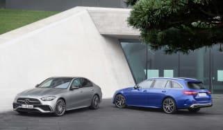 New 2021 Mercedes C-Class
