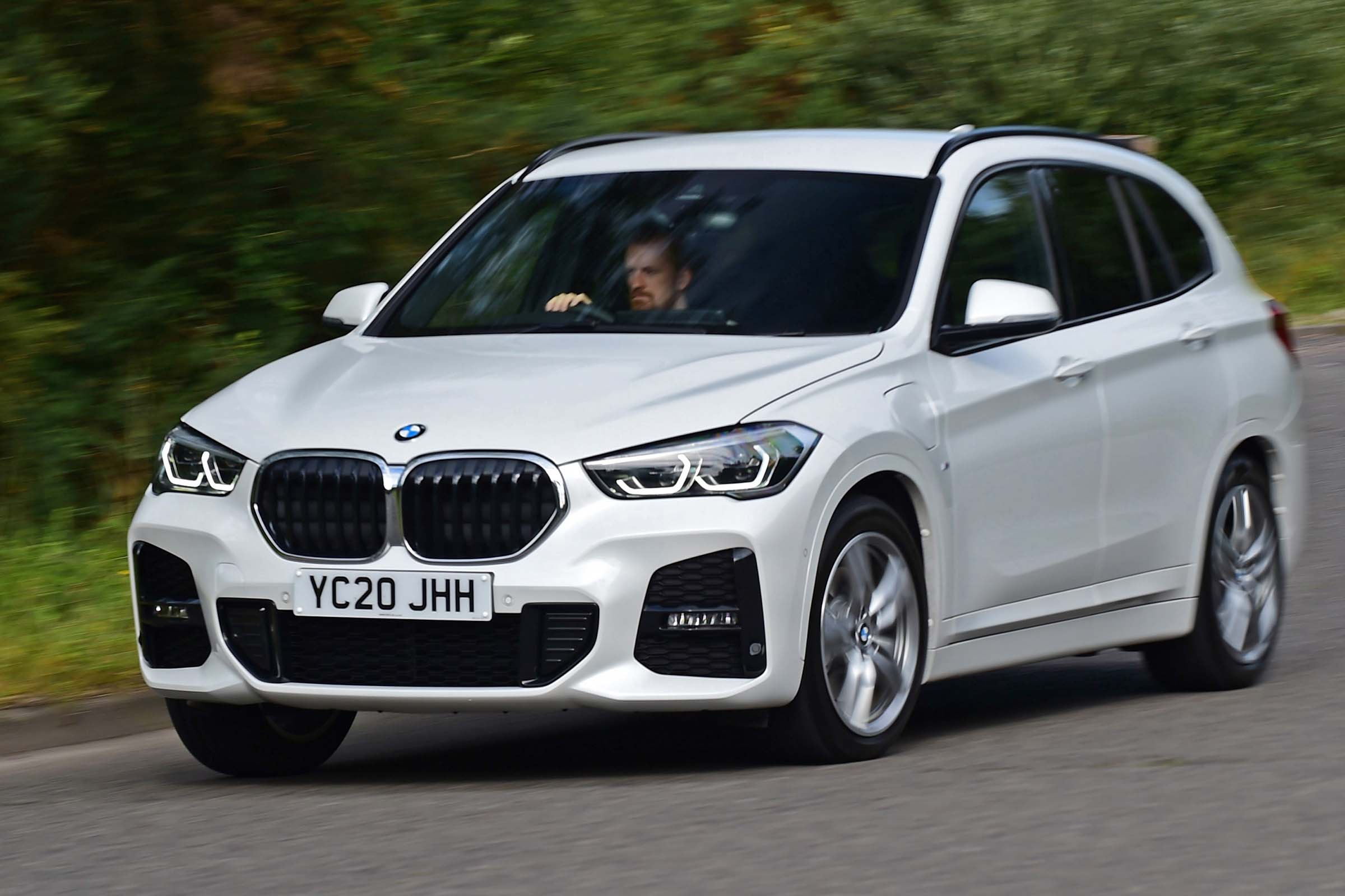Bmw X1 Hybrid Review Drivingelectric