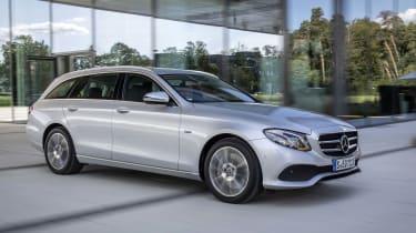 Mercedes E-Class Estate hybrid