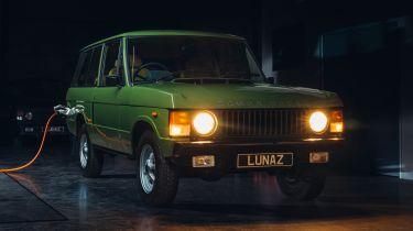 Lunaz Bentley