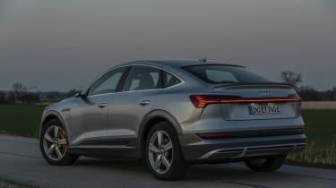 Audi etron SB
