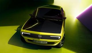 Opel Manta GSe concept car exterior
